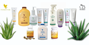 Forever Living Aloe Products